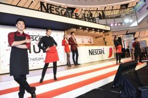 NESCAFE HUB Launch Ent11