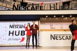 NESCAFE HUB Launch Ent14