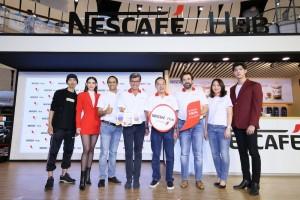 NESCAFE HUB Launch Ent2