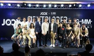 งานแถลงข่าว - รูปรวมผู้บริหาร GMM - JOOX - ศิลปิน (1)
