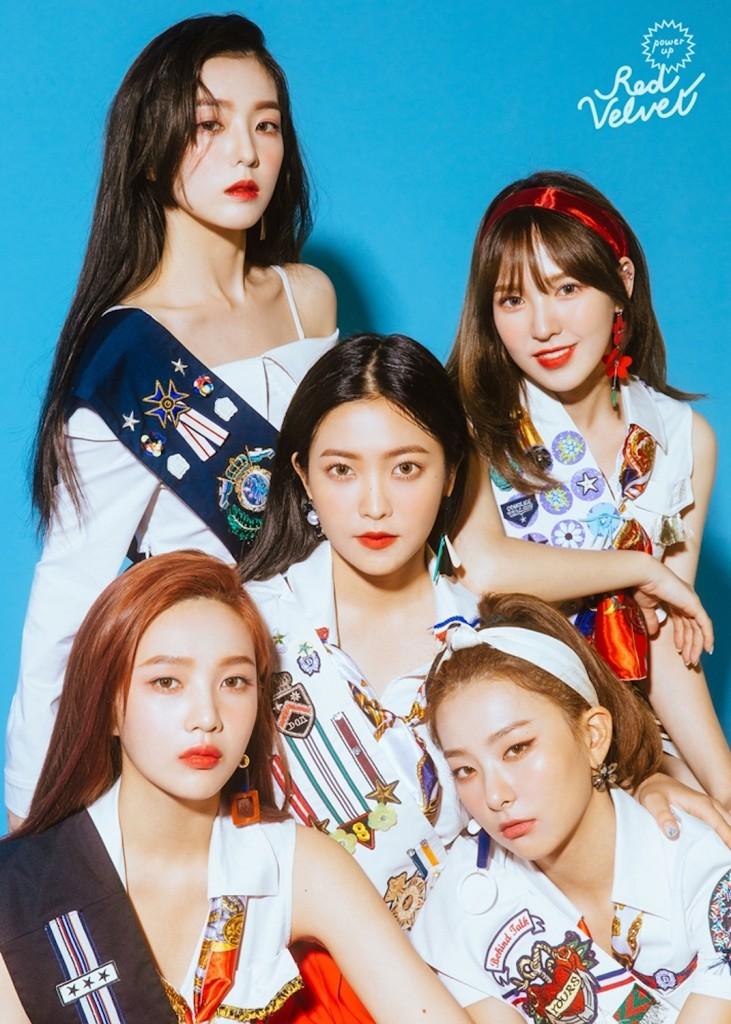 [Group Image 1] Red Velvet