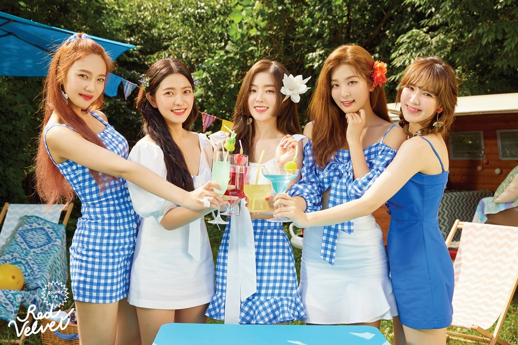 [Group Image 2] Red Velvet