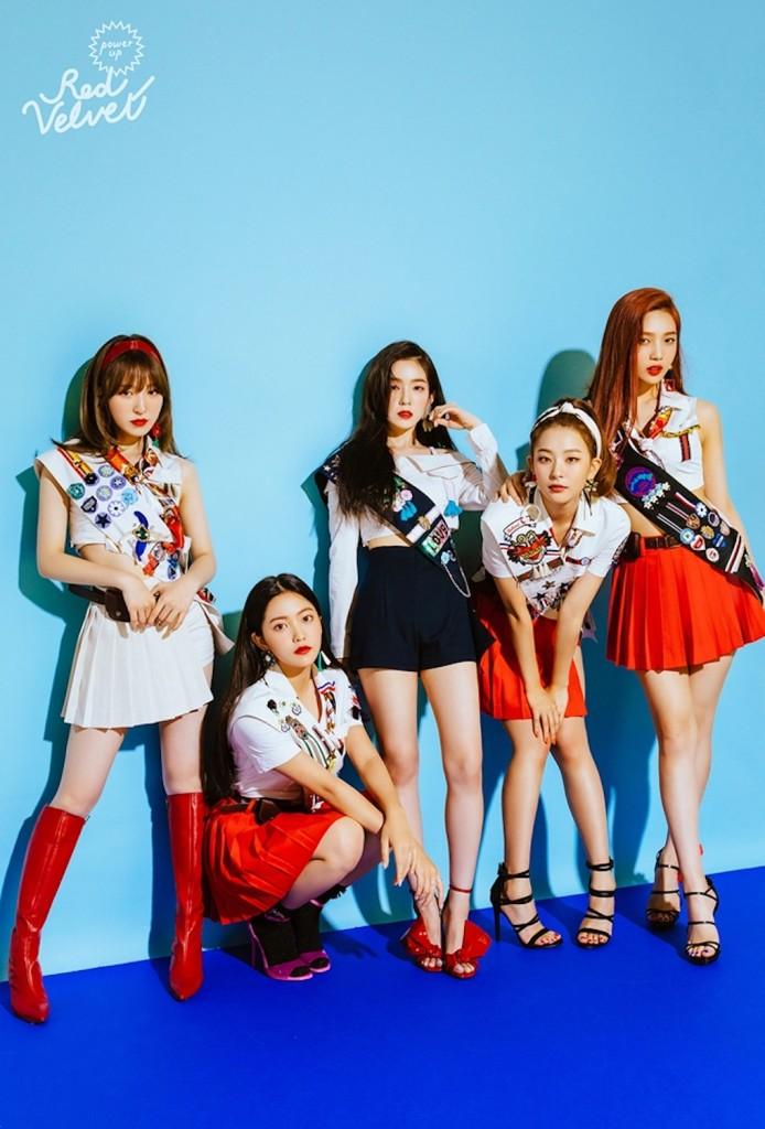 [Group Image 4] Red Velvet