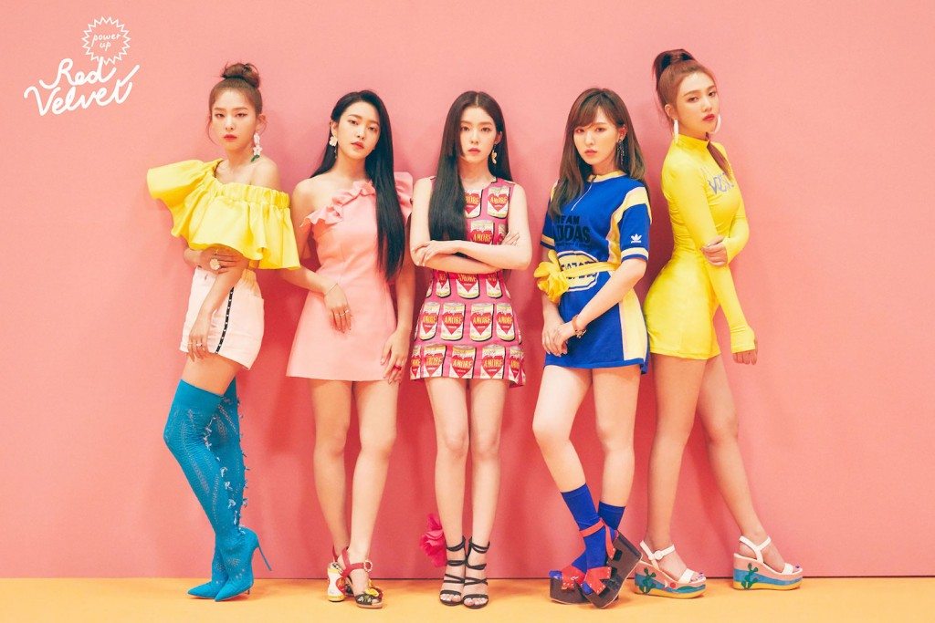 [Group Image 4] Red Velvet