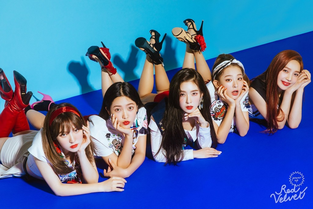 [Group Image 5] Red Velvet