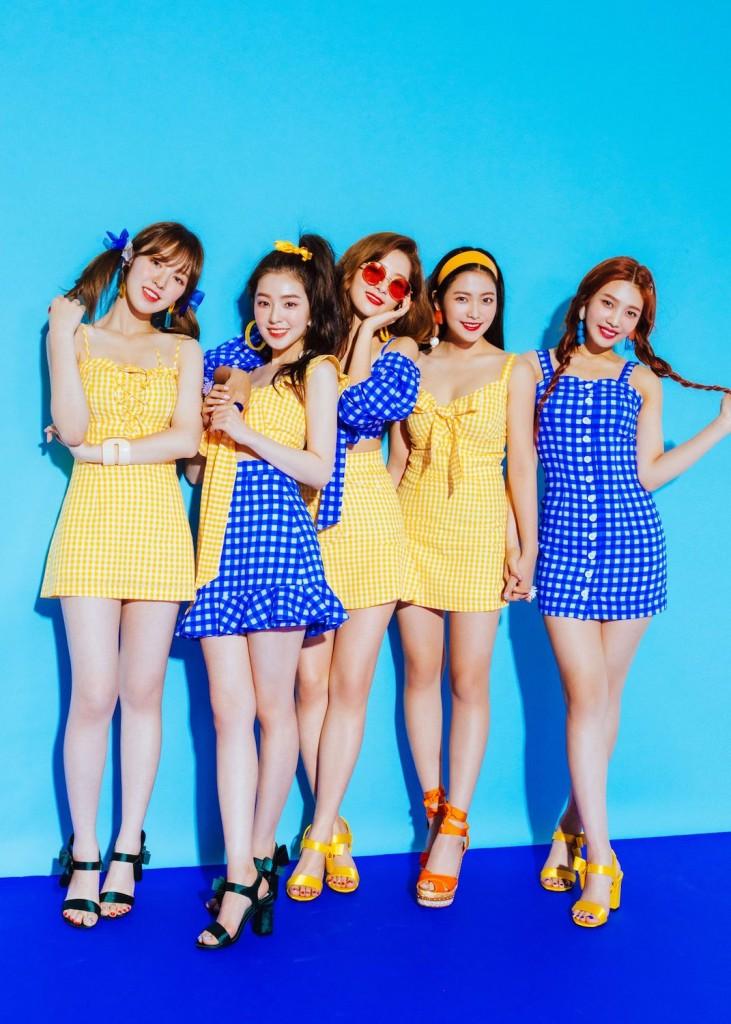 [Group Image 7] Red Velvet