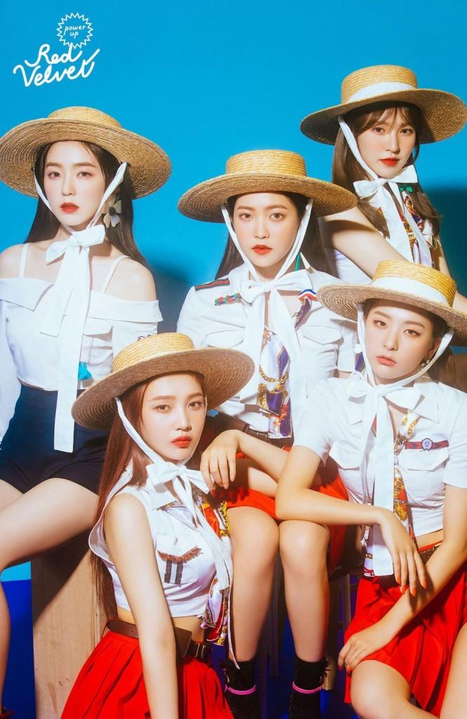 [Group Image 8] Red Velvet