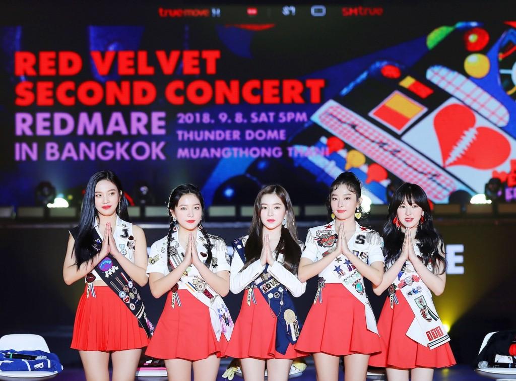 [Press Conference] Red Velvet 1