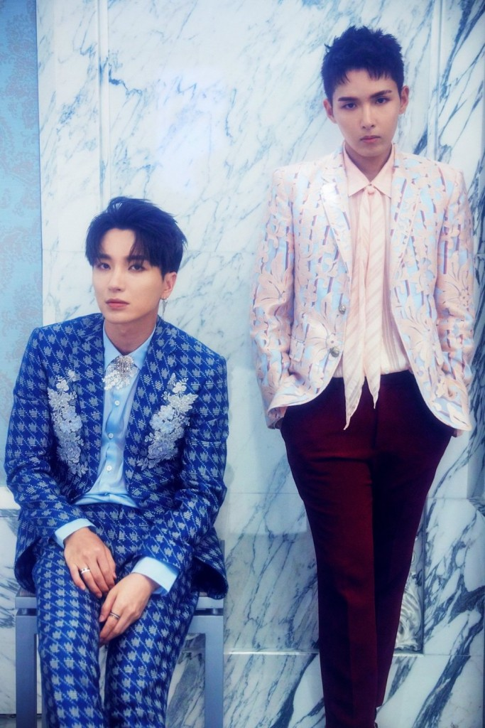 [LEETEUK, RYEOWOOK] Teaser Image_Special Mini Album 'One More Time'