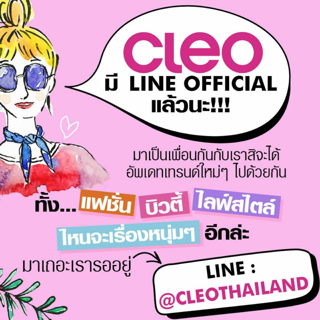 PR Line CLEO