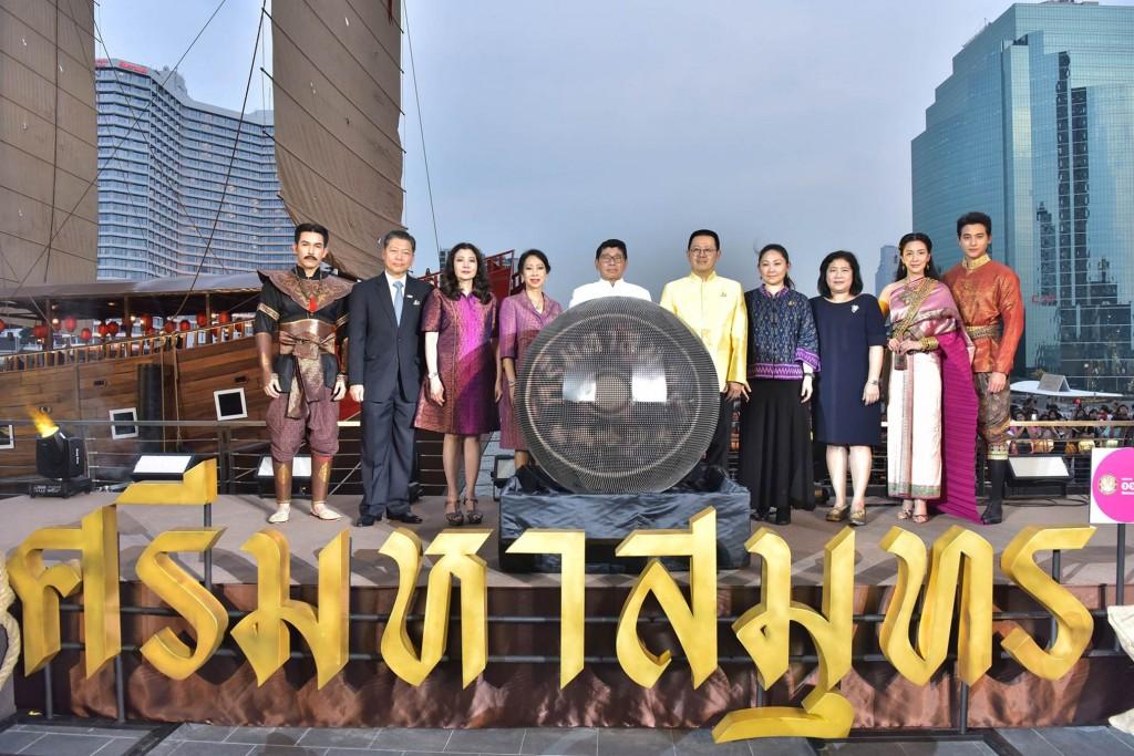 1 - ICONSIAM - เปิดพิพิธภัณฑ์ลอยน้ำ เรือสำเภาศรีมหาสมุทร