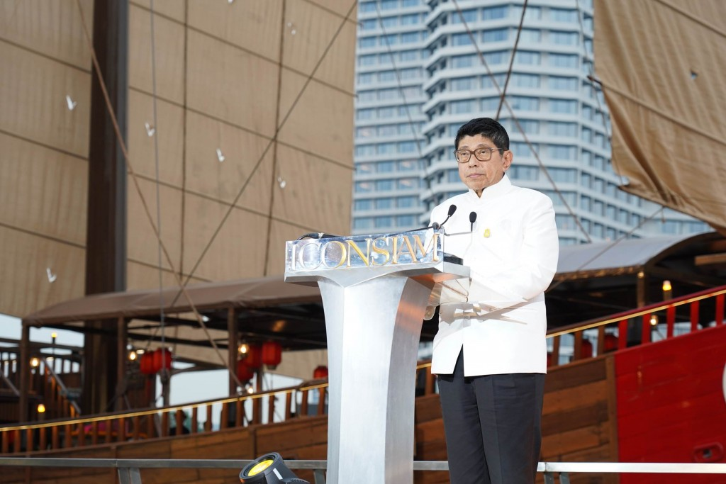 3 - ICONSIAM - ดร. วิศณุ เครืองาม รองนายกรัฐมนตรี
