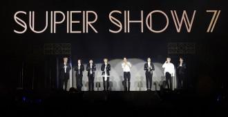 "[Image 1] คอนเสิร์ตอังกอร์ SUPER JUNIOR WORLD TOUR ""SUPER SHOW 7"" in BANGKOK"