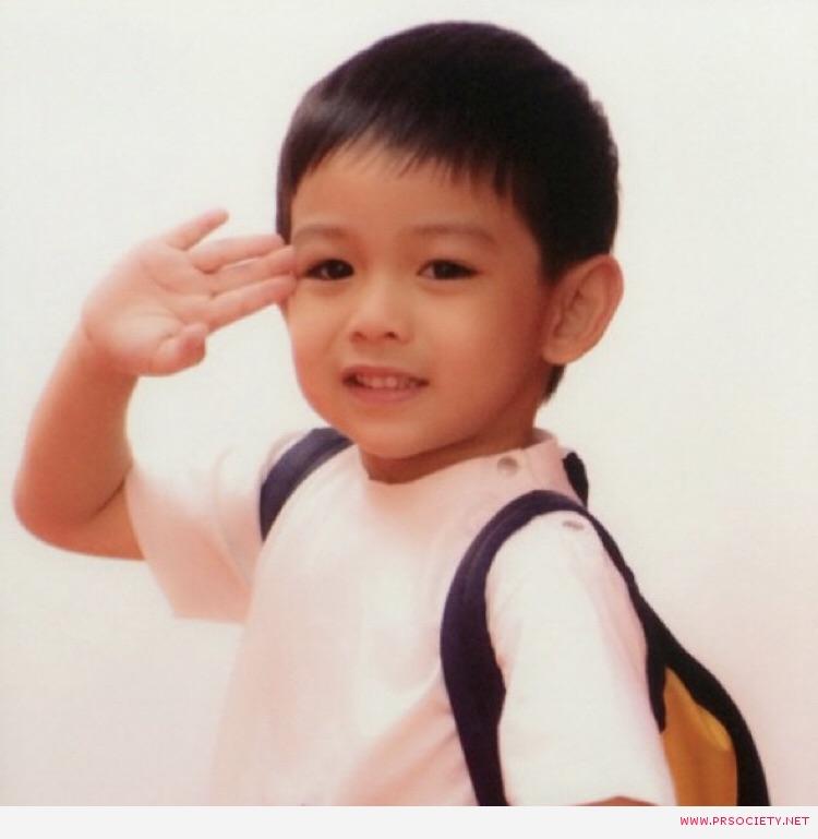 เติร์ด ตอนเด็ก3