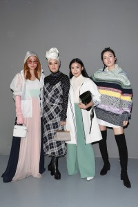 Sportmax - Arrivals and Front Row - Milan Fashion Week Fall/Winter 2019/20