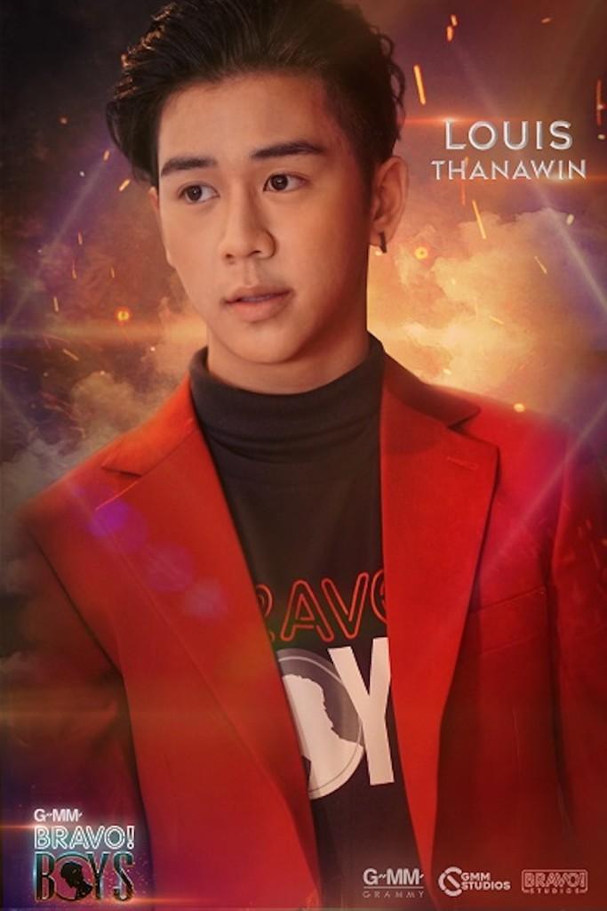 BRAVO! BOY THAILAND_LOUIS