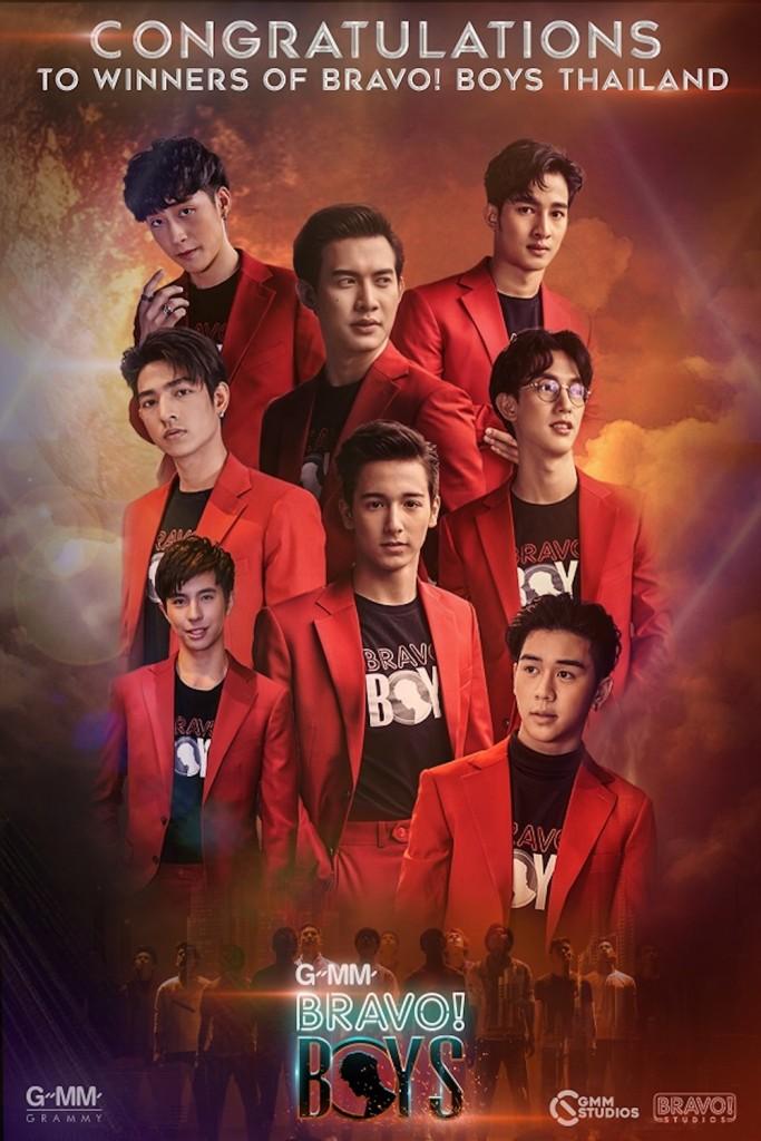 BRAVO! BOYS THAILAND