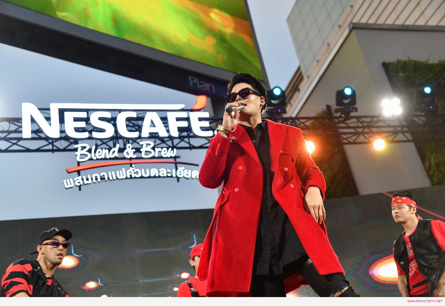 NESCAFE BLEND & BREW Launch8 low