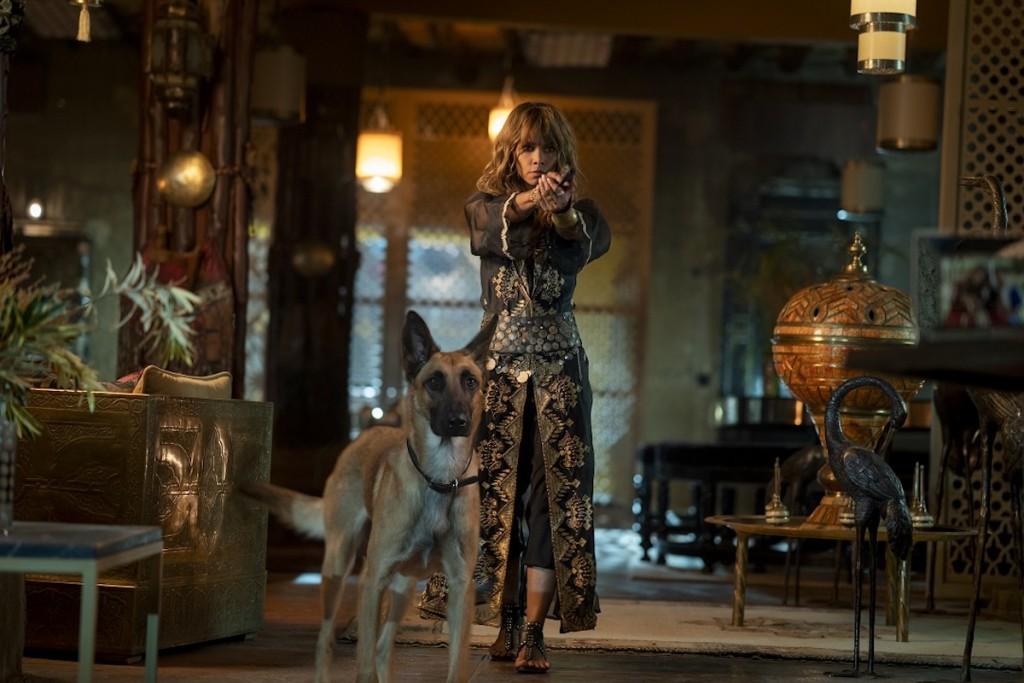 Halle Berry stars as 'Sophia' in JOHN WICK: CHAPTER 3 – PARABELLUM.