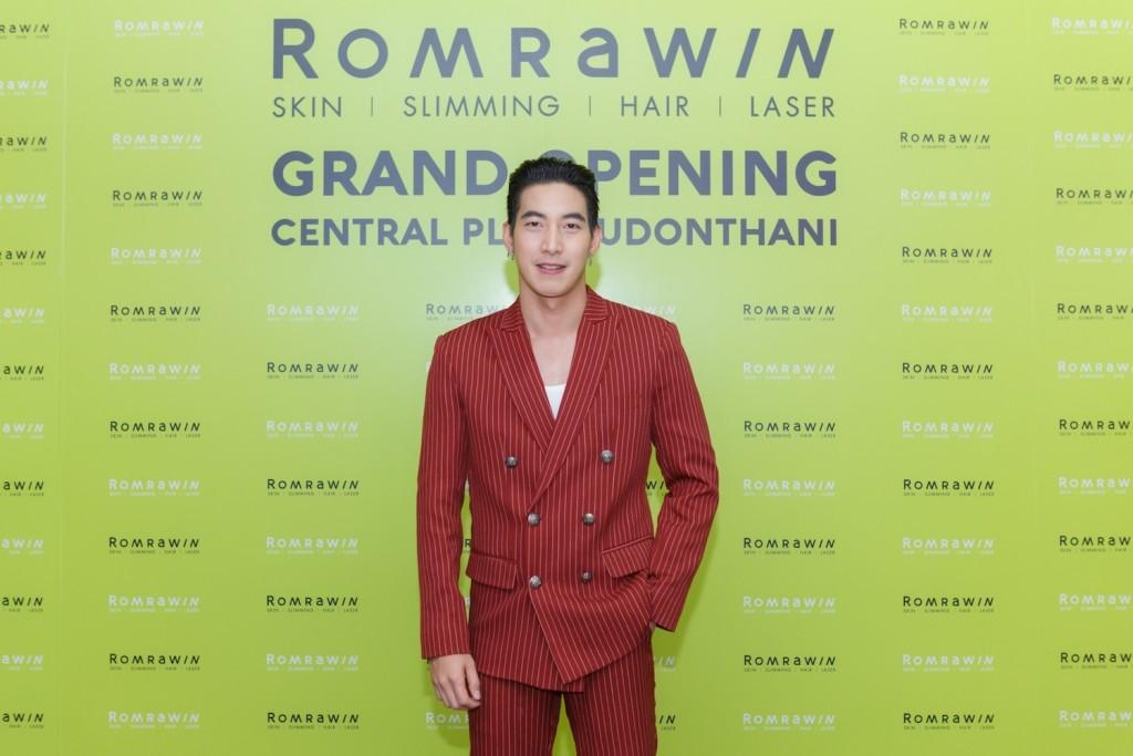 Grand Opening Romrawin Clinic อุดรฯ   (2)