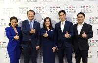 Photo Caption งานแถลงข่าวการจัดงาน Toyotsu Japan Festival 2019