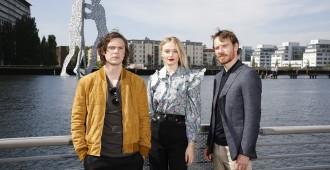 X-Men: Dark Phoenix - 20.5. Photocall mit Michael Fassbender, Sophie Turner, Evan Peters - Foto: Sebastian Gabsch