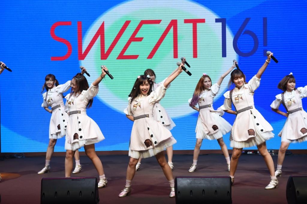 9. Sweat16