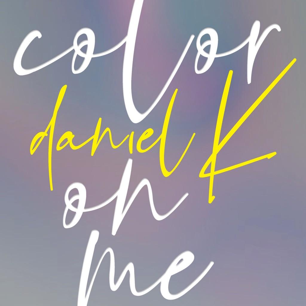 (Album Cover) Kang Daniel_color on me