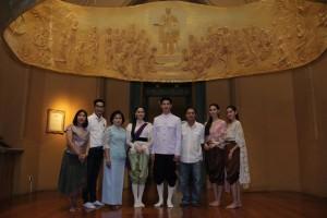 งานสัตยาธิษฐานชวนสื่อมวลชนตามรอย รัชกาลที่5 (8)