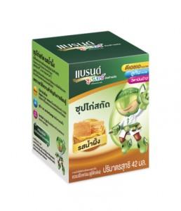 แบรนด์จูเนียร์สูตรอัลฟ่าพลัส - รสน้ำผึ้ง (2)