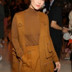 Max Mara - Arrivals & Front Row - Milan Fashion Week Spring/Summer 2020