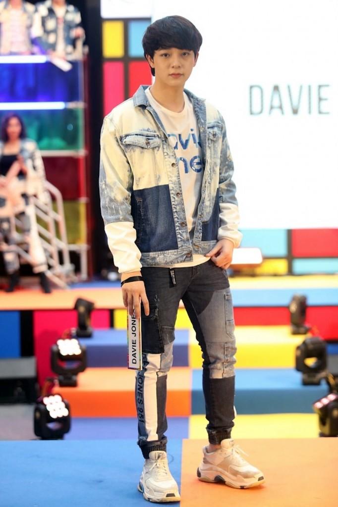 บาส สุรเดช SBFIVE จาก Davie Jones (Diamond)