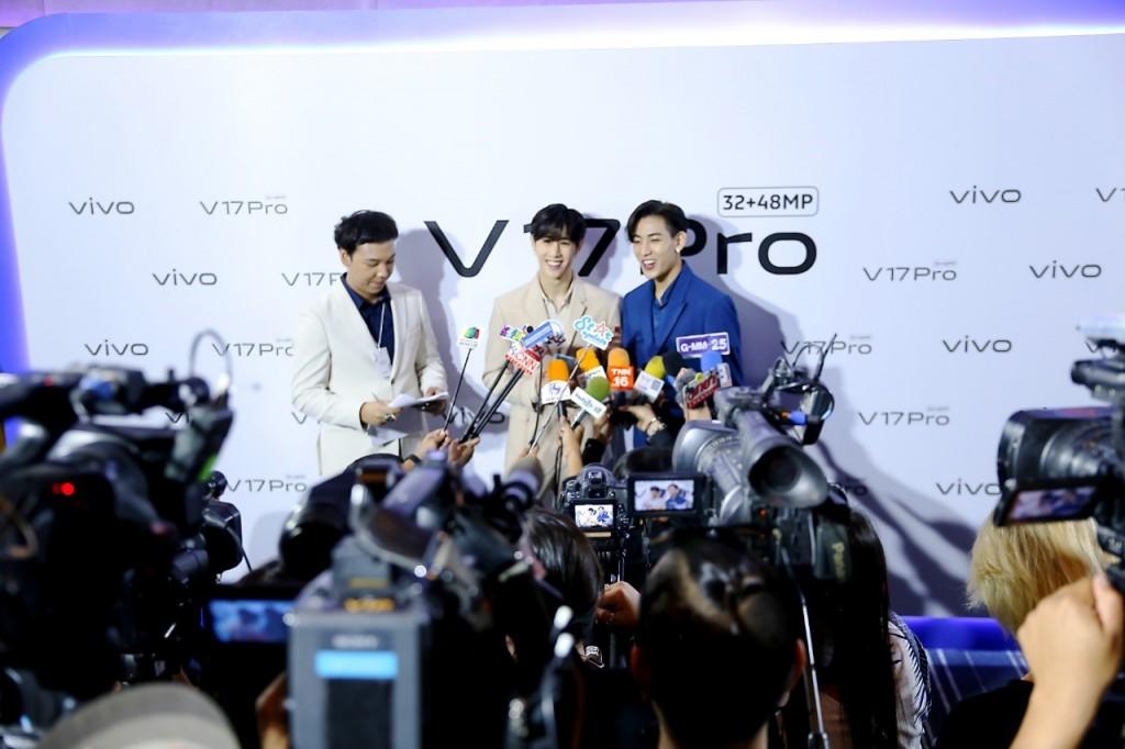 ภาพบรรยากาศงาน Vivo V17 Pro 01