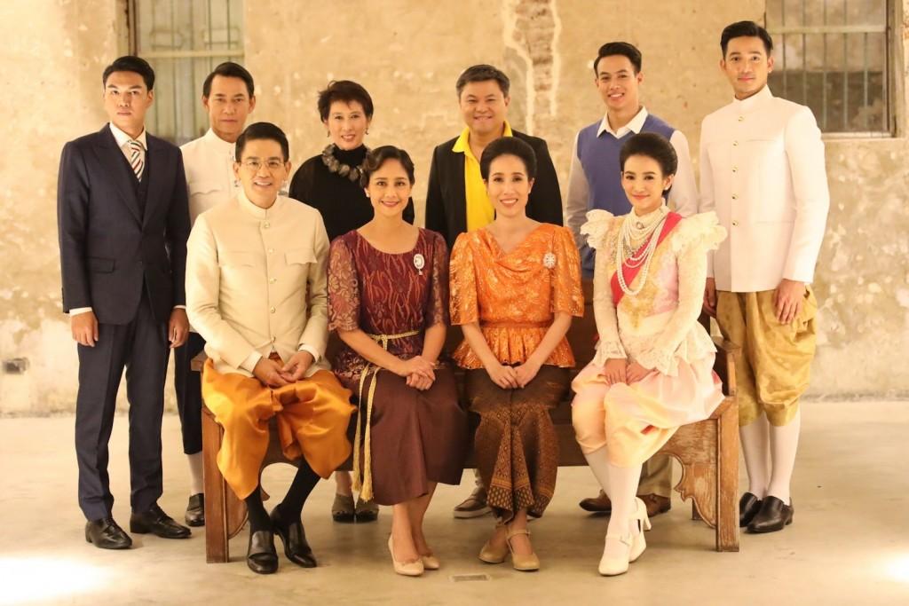 18 ผู้จัด , ผู้กำกับ และนักแสดง