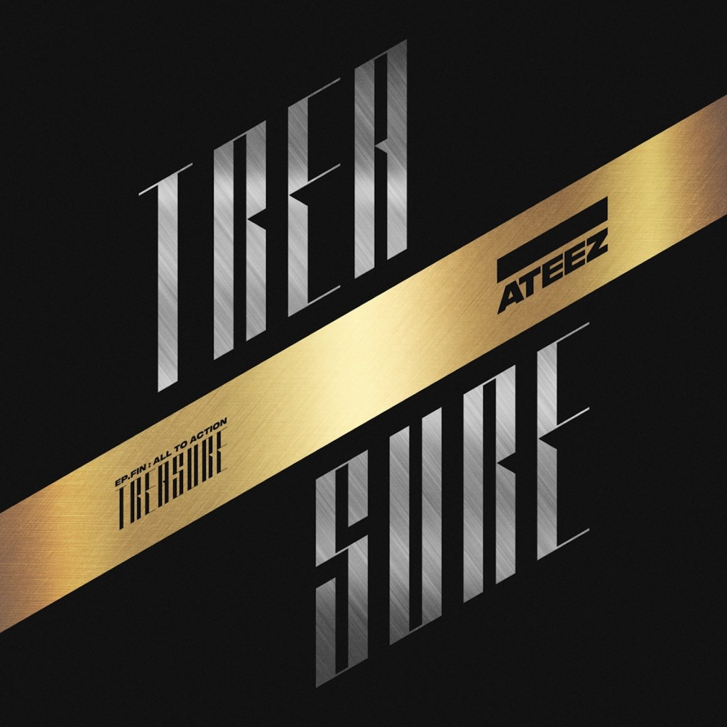 (Album Cover) ATEEZ_[TREASURE EP.FIN All To Action]