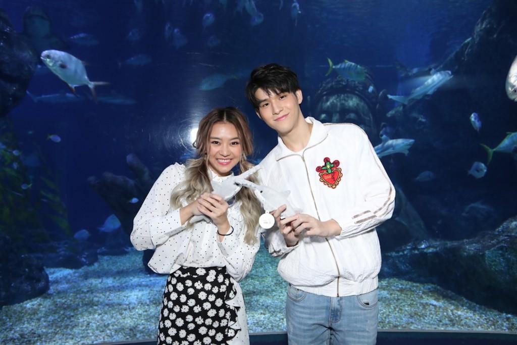 SEA LIFE Bangkok_Discover The New Shark Family11