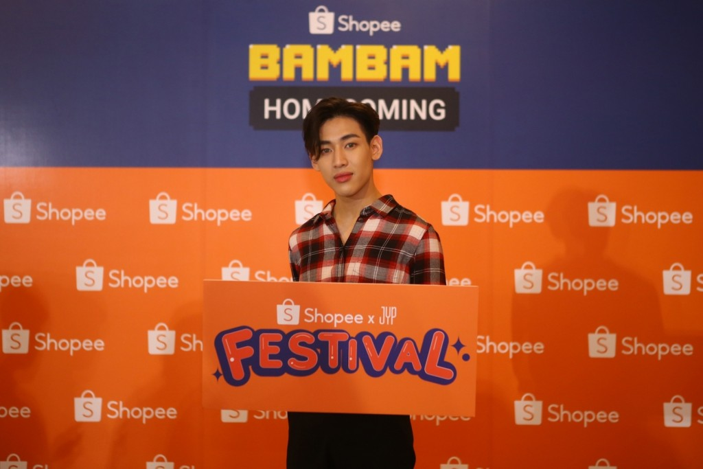 Shopee BamBam Homecoming_1