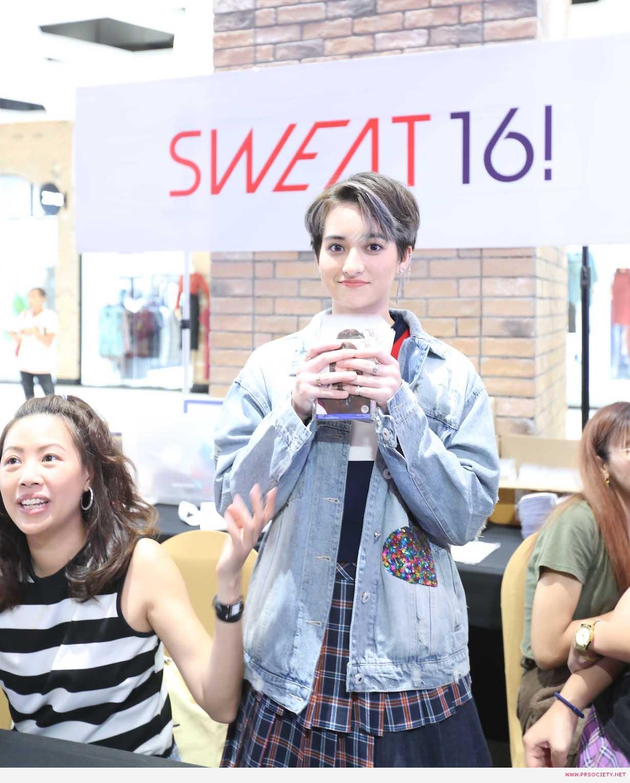 ซอนญา Sweat16