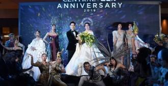 """โป๊ป-คิม กับการแสดงชุด """"The Floral Astrology"""" ถ่ายทอดเรื่องราวของมวลหมู่พฤกษาแห่งจักรราศี"""