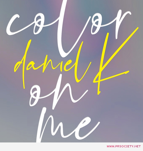Album Cover Kang Daniel_color on me 500x500