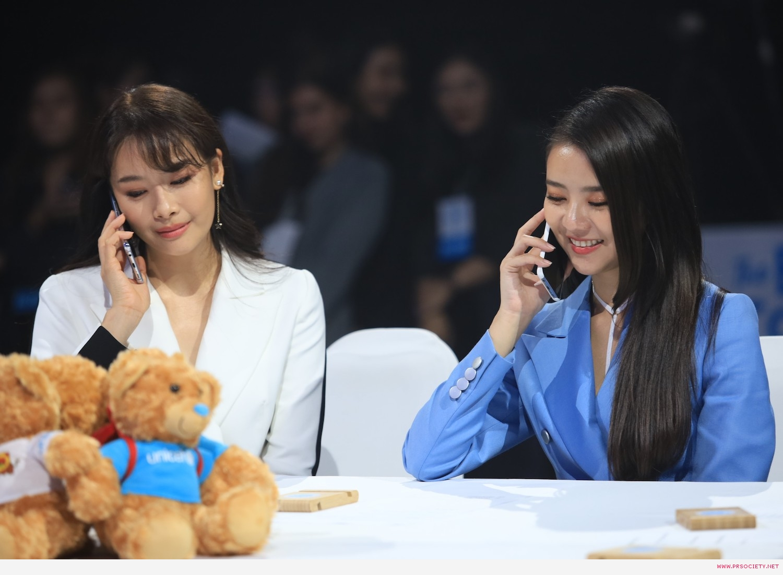 แพรวา แพต นักแสดงนาดาวบางกอก ร่วมโทรขอบคุณผู้บริจาค