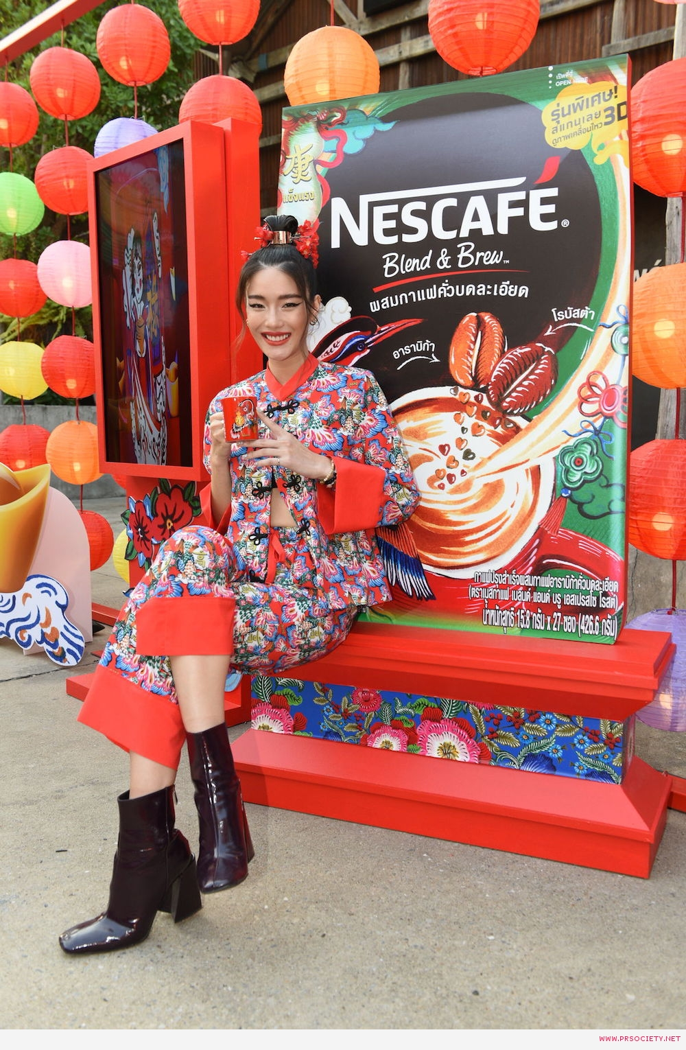 NESCAFE BB CNY 18