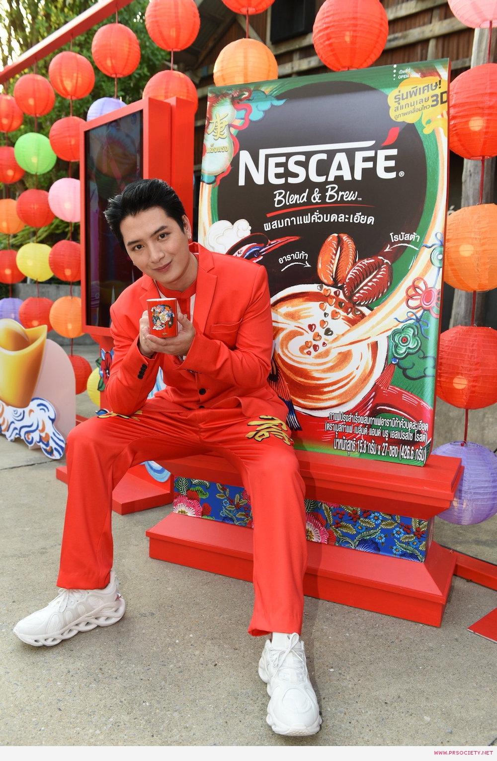 NESCAFE BB CNY 25