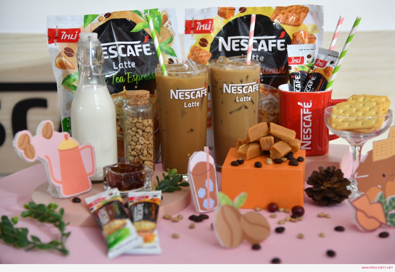 NESCAFE Latte Lifestyle photo