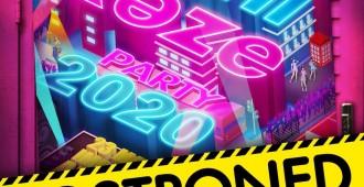 เลื่อน Kamikaze Party 2020