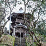 Sazaedo Temple (4)