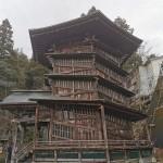 Sazaedo Temple (5)