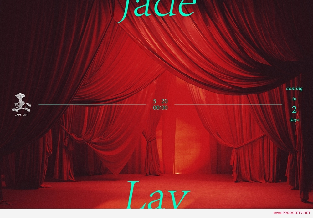 Lay Zhang - Jade Countdown