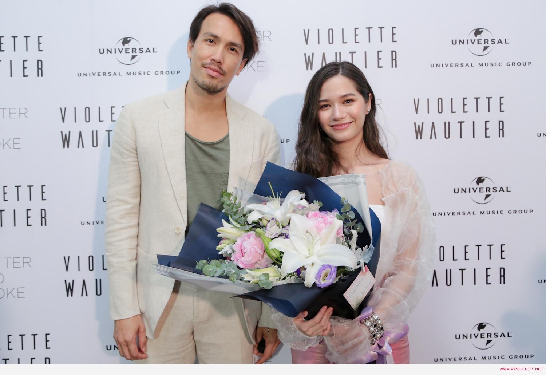 Press Confernce Violette Wautier 2