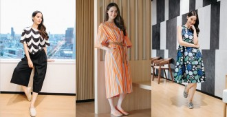 Yaya_s Favorite Looks from 20SS UNIQLO x Marimekko Collection_01